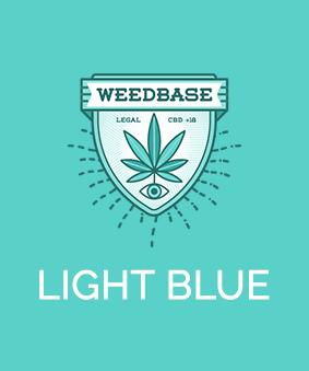 PRODOTTI CBD LIGHT BLUE MARIJUANA LEGALE